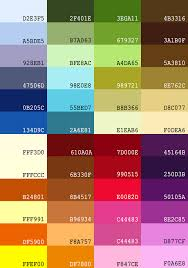 beautiful colors hex color groups w hex codes jewelry color group ideas