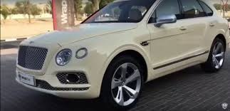 bentley wrapped bentley bentayga gets overly beige wrap looks right at home in