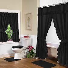 bathroom curtain ideas for shower starliteblack800 jpg