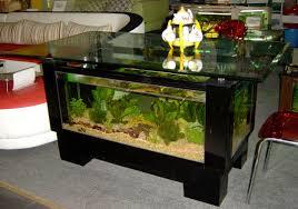 beautiful fish tank coffee table aquarium design with luxurious