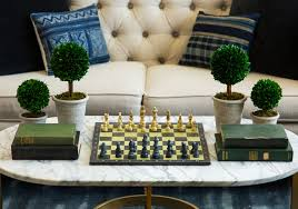 three super chic ways to style a coffee table