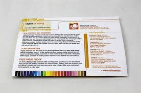 cheap paper fliers printed in full color on 70lb paper stock with