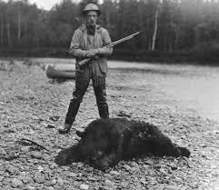 bear petersen u0027s hunting