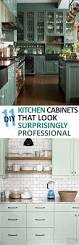 Diy Kitchen Cabinets 11 Painted Kitchen Cabinets That Look Surprisingly Professional