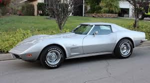 1974 corvette stingray value clean 1973 chevrolet corvette stingray bring a trailer