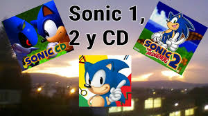 sonic cd apk sonic 1 sonic 2 y sonic cd apk descarga android