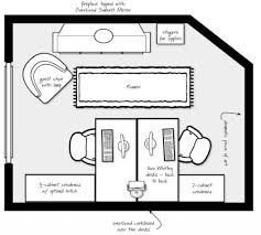 home office furniture layout ideas home office layouts and designs