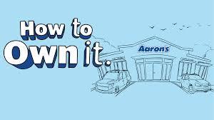 Aarons Rental Living Room Furniture How To Own It Aaron U0027s Is Easy U0026 Affordable