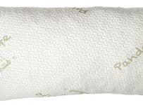 Hotel Comfort Memory Foam Pillow Hotel Comfort Bamboo Covered Pillow Bamboo Pillow Reviews