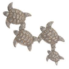 metal turtle wall decor 38 in at home at home