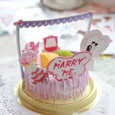 online get cheap cake decorated wedding couple aliexpress com