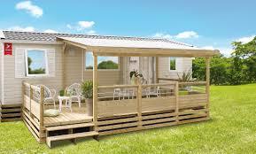 modele de terrasse couverte terrasse pour mobil home couverte u0026 semi couverte néba ombrage lattes
