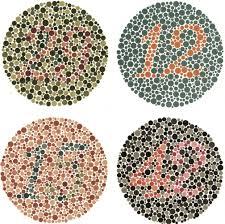 Color Blind Picture Test Color Blindness Treatment Orange County Color Blind Tests
