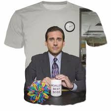 Meme T Shirts - prison mike michael scott meme t shirt dwight schrute tees women
