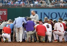 baseball field shooting captures nation u0027s gun control debate