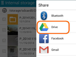 android drive how to use drive to store your documents