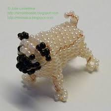 179 best beaded animals and other creatures images on pinterest