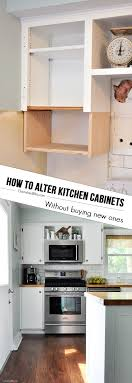 What To Look For When Buying Kitchen Cabinets How To Alter Kitchen Cabinets Tutorials Learning And Kitchens