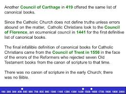 Ecumenical Councils Of The Catholic Church Definition Revelation By Letter 2 Thessalonians 2 15 The Bible