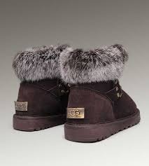 ugg sale coupons ugg factory outlet coupons mini fox fur 5859 chocolate g32qgx