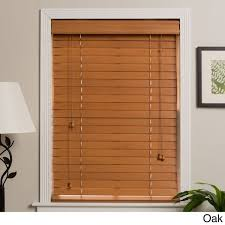 Blinds Ca Arlo Blinds Customized 65 Inch Real Wood Window Blinds Free