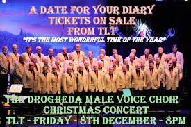christmas with the drogheda male voice choir tlt concert hall
