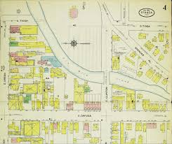Ithaca New York Map by Old Maps Ithacating In Cornell Heights