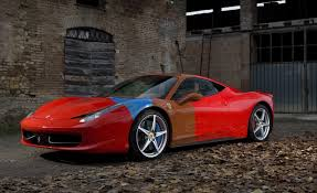 ferrari new model rosso everything many new ferraris still red but more are other