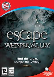 amazon com escape whisper valley video games