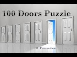 interview puzzles with answers 100 doors puzzle youtube