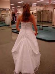 wedding dress bustle bustle to be