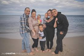 Beautiful Family A Double Family Photo Session At The Beach Jsaycreative Photography