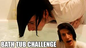 Challenge Can You Breathe Bath Tub Challenge How Can You Hold Your Breathe Fail