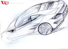 lamborghini drawing lamborghini by ozgun culam at coroflot com