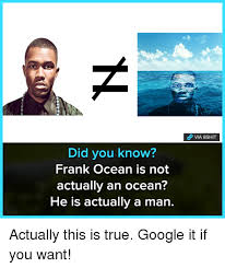 Frank Ocean Meme - pitchfork turns misery into hilarity on i m depressed ka5sh listen