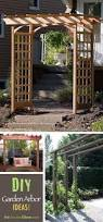 Arbor Ideas Backyard Vegetable Backyard Arbor Diy Plans Have A Look At More By