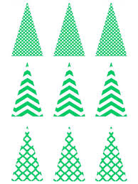 printable 3d christmas decorations cheminee website