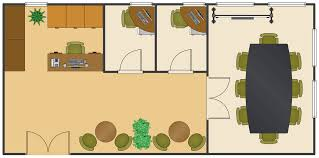 office layout plans solution conceptdraw com office plan small office design plan