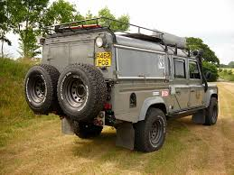 old land rover truck the car trek to oz