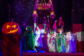 halloween show everything to be excited for at walt disney world this fall
