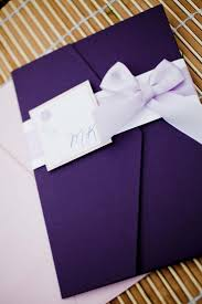 purple wedding invitation kits wedding invitations cool purple wedding invitation kits to suit