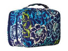 Wyoming makeup travel bag images Vera bradley large blush brush makeup case lyst jpeg