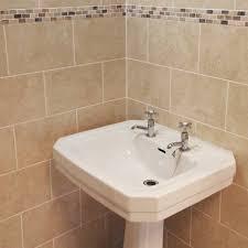 johnson ctsa3a city sandstone beige ceramic satin wall tile