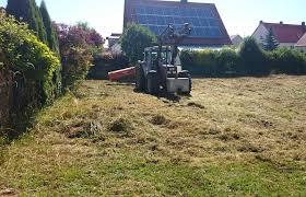Bauplatz Bauplatz Mulchen Kissing 2015 Fxw Gartenpflege