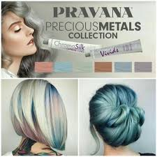pravana silver hair color qoo10 pravana chromasilk vivids long lasting colors precious