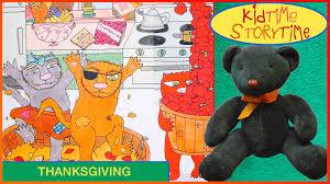 rotten ralph s thanksgiving wish