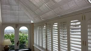 conservatory roof blinds perfect fit pleated woodweave blinds