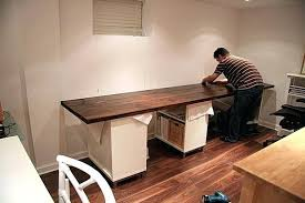 Diy Home Office Desk Plans Diy Built In Desk Size Of In Corner Bookshelves Plans As Well