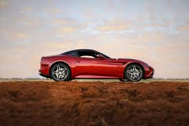 Ferrari California Coupe - ferrari california t down under carligious