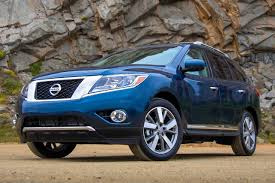 nissan pathfinder reviews 2017 2016 nissan pathfinder pricing for sale edmunds